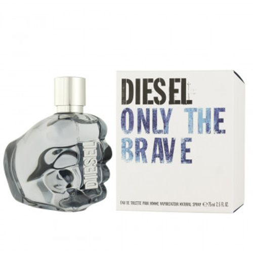 Diesel ONLY THE BRAVE edt sprej 75 ml slika 3