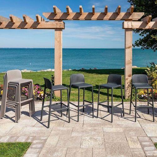 Dizajnerske barske stolice — GALIOTTO F • 2 kom. slika 5
