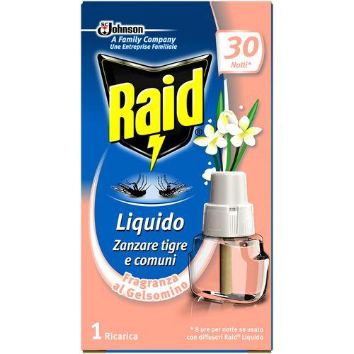 Raid tekućina za električni aparatić miris jasmin slika 1