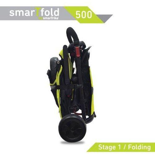 Smart Trike tricikl Folding 500 - Blue slika 6