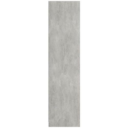 Ormar siva boja betona 100 x 50 x 200 cm od iverice slika 20