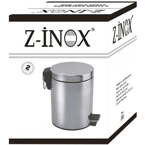 Zilan Koš za smeće sa pedalom, 5 l, INOX - ZLN6881 slika 3
