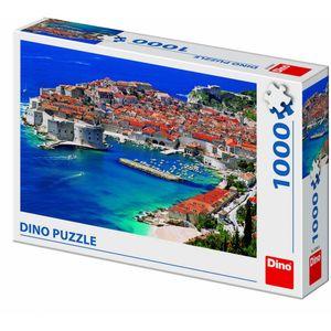 Puzzle za slaganje sa motivom Dubrovnika, 1000 komada