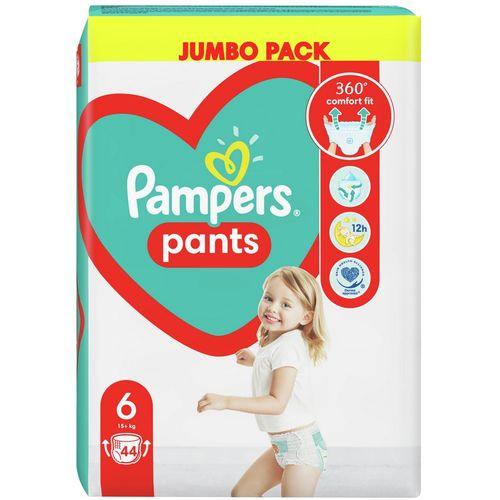 Pampers Pants Pelene-gaćice Jumbo pack slika 10