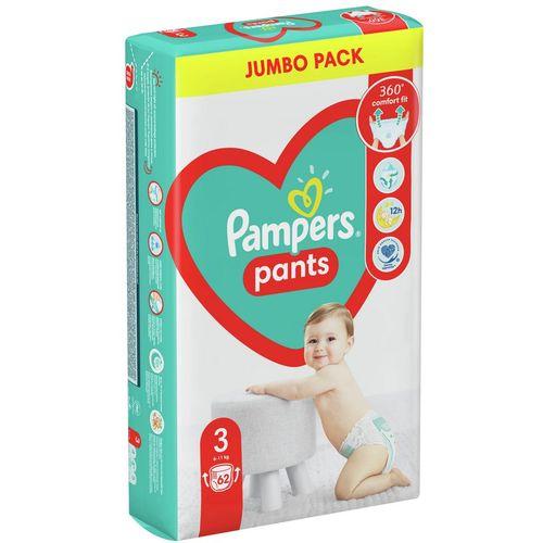 Pampers Pants Pelene-gaćice Jumbo pack slika 2