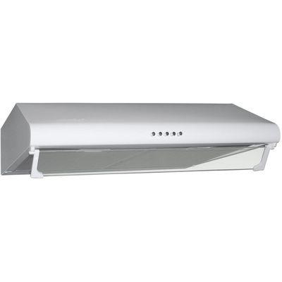 Napomena: oštećenje ambalaže ne utjeće na funkcionalnost proizvoda, proizvod je bez oštećenja Boja: bijela Tip: podgradna Dimenzije (VxŠxD): 13 x 60 x 47 cm        ZNAČAJKETeleskopska maska odvodne cijevi: -Spoj na ventilacijski otvor: +Upravljanje: okrugli prekidačiRasvjeta: 1 x 2W,...