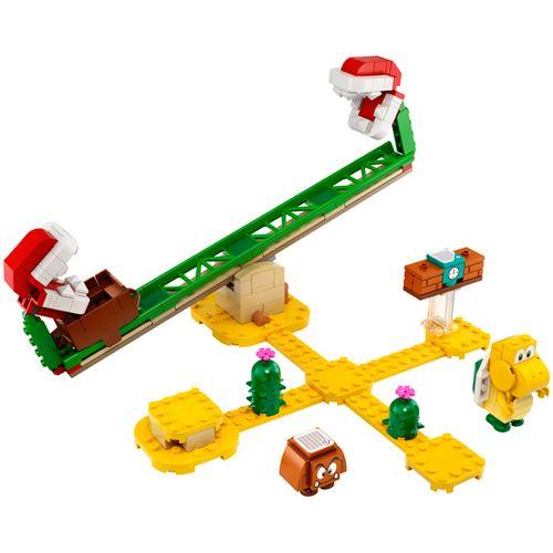 LEGO Super Mario Piranha trkalište - kit za proširenje 71365 slika 2