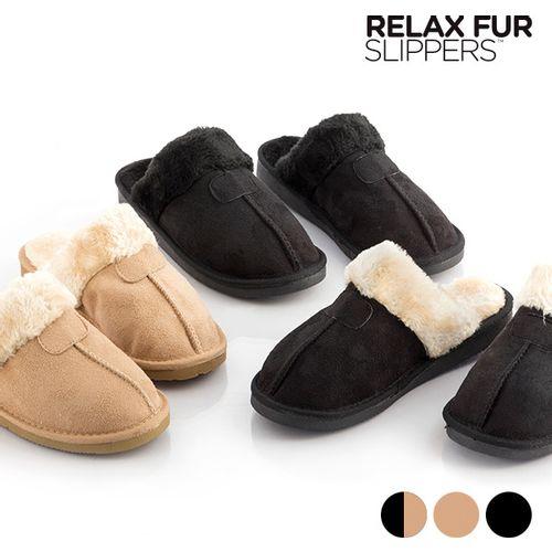 Papuče Relax Fur slika 1