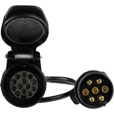 LAS 10013 adapter za prikolicu [utikač 13-polni - ] plastika