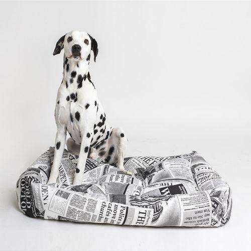 Hudog krevet kadica za ljubimce slika 4