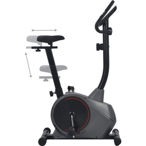 Magnetski bicikl za vježbanje s mjerenjem pulsa slika 5