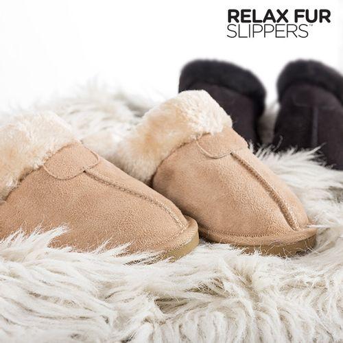 Papuče Relax Fur slika 4