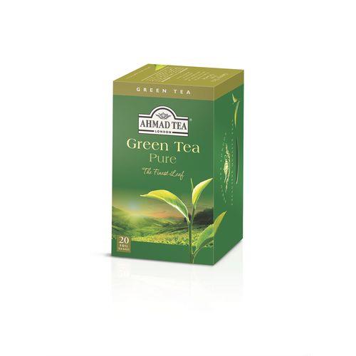 AHMAD TEA zeleni čaj 2gx20 aluminijska vrećica slika 1