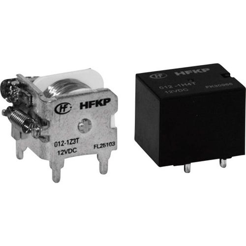 Automobilski relej HFKP HFKP/024-1Z6T 12 V / DC 1 preklopni kontakt maks. (NC) 30 A/(NO) 45 A maks. 75 V / DC slika 1