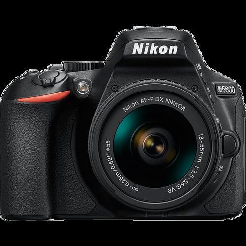 Nikon D5600 BLACK slika 5