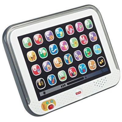 Djetetov prvi tablet koji ga podučava slovima, prvim riječima i puno više toga!        Dob djeteta: starost 12-36 mjeseci.