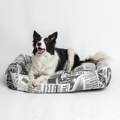 Hudog krevet kadica za ljubimce slika 1