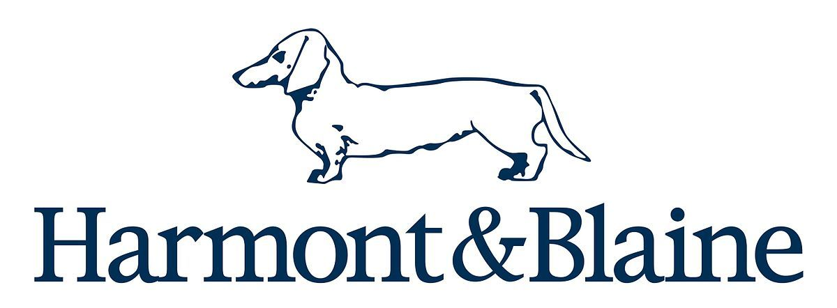 Harmont and Blaine logo