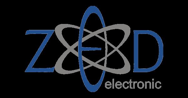 ZED electronic logo