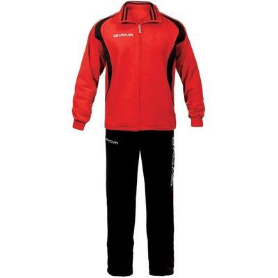 GIVOVA je stvorena posebno za one koji traže udobnu sportsku odjeću po izvrsnoj cijeni.<br> Zahvaljujući upotrebi modernih materijala, odjeća je otporna na često pranje - uvijek će zasjati svijetlim bojama. Njene mekane tkanine i elastična vlakna prilagođavaju se vašem tijelu, kopiraju svaki pokret i dinamički odvode znoj i druge tekućine iz tijela.<br>Boja: crveno tamno plavo