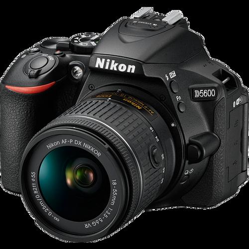 Nikon D5600 BLACK slika 2