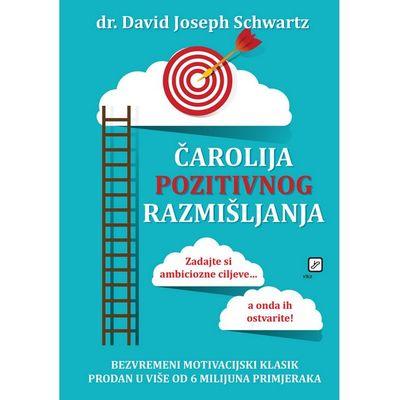 Milijuni ljudi širom svijeta poboljšali su kvalitetu svojih života zahvaljujući knjizi Čarolija pozitivnog razmišljanja.