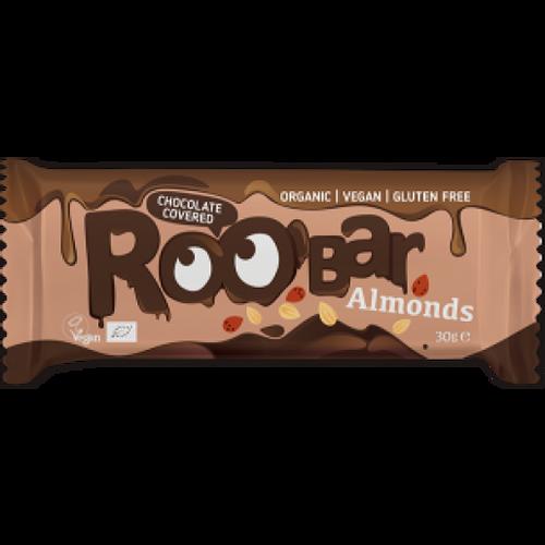 Roobar Bar Čokolada & Badem 30g slika 1