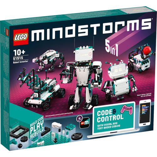 LEGO MINDSTORMS® Izumitelj robota - 51515 slika 1