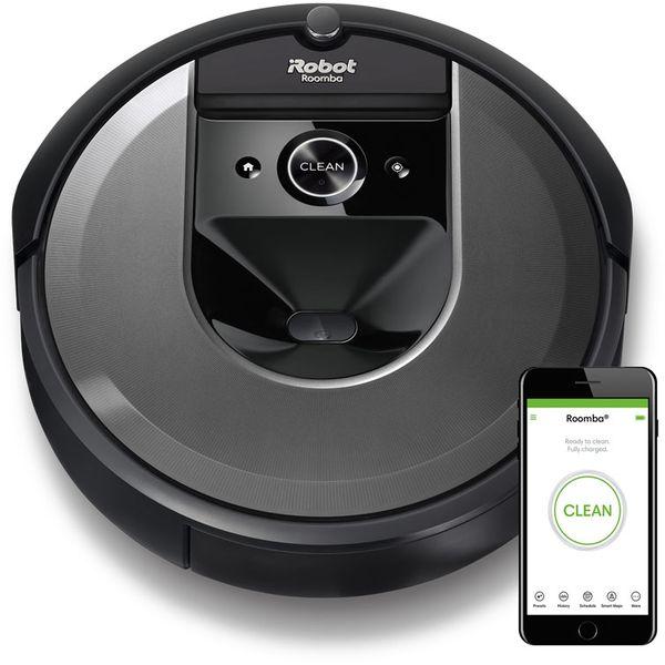 """Roomba i7 nova premium """"i """"serija Dugoiščekivana nova premium i serija iRobot Roombe napokon je stigla na hrvatsko tržište i donijela niz inovacija u robotskoj industriji. Nova premium i serija se sastoji od Roomba i7 i Roomba i7+. Roomba i7 uključuje robotski usisavač, dok Roomba i7+ uključuje dodatno i bazu za automatsko pražnjenje spremnika."""