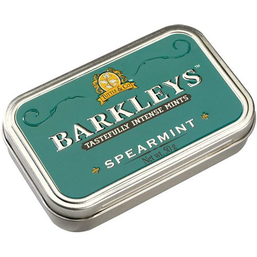BARKLEYS Classic bomboni Spearmint - Klasasta metvica slika 1