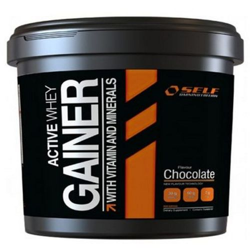 Self Omninutrition Gaineri Active Wheygainer Chocolate 2 kg slika 1