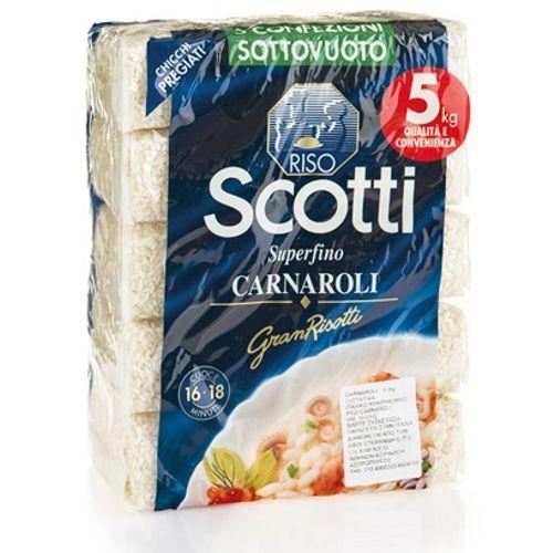 Riso Scotti - CARNAROLI - Superfino riža 5kg slika 1