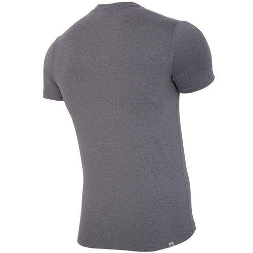 4f men's t-shirt h4z17-tsmf001darkgrey slika 4