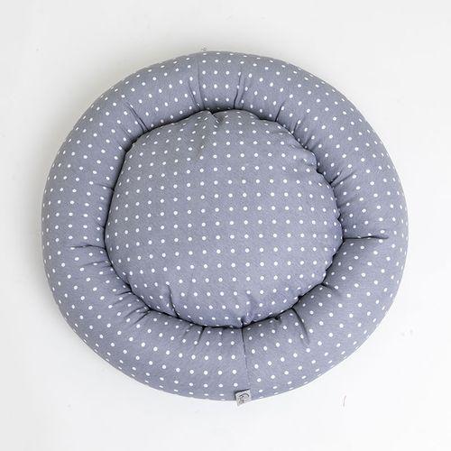 Hudog krevet kadica krug za ljubimce slika 2
