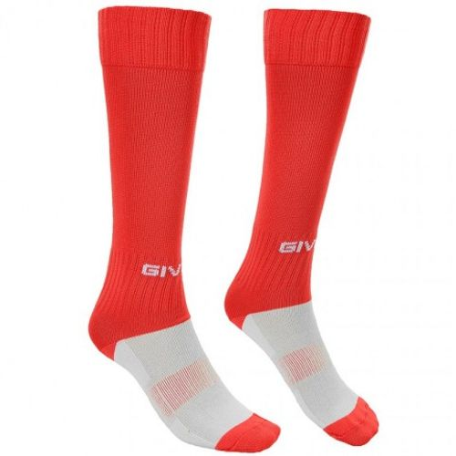 Givova sportske čarape Calcio - crvena slika 1