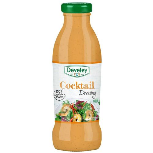 DEVELEY dressing coctail u staklenci 230ml slika 1