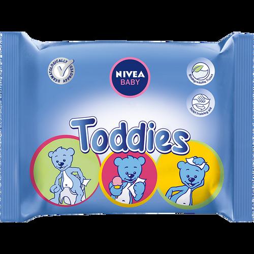 Nivea Toddies maramice - dopunsko pakiranje 12 komada slika 1