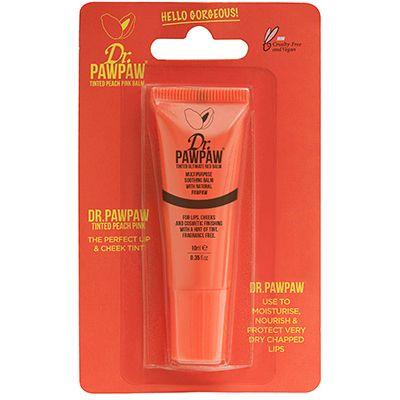 Uz svaku kupnju Dr.PAWPAW proizvoda iznad 250 kn dobivate poklon! Balzam koji se može koristiti za završnu obradu usana i kože Praktično pakiranje od 10 ml Prirodna terapija Bez mirisa Proizvedeno u Velikoj Britaniji Ista originalna formula