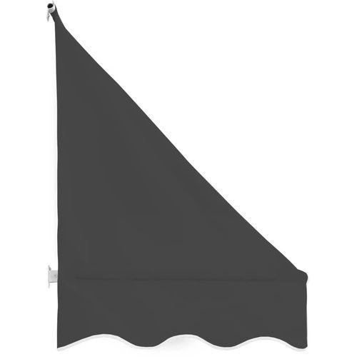 Bistro tenda 400 x 120 cm antracit slika 8
