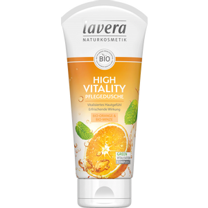 LAVERA Gel za tuširanje high vitality BIO 200ml