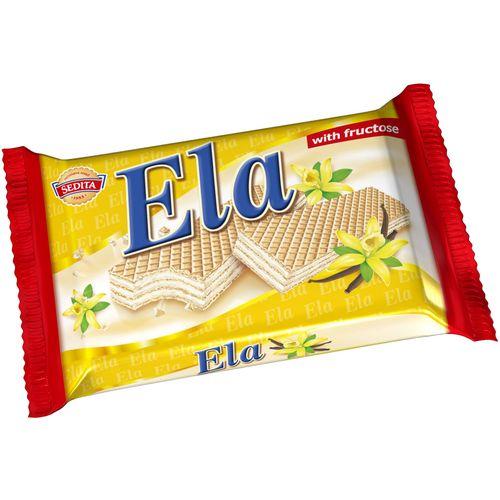 IDC Ela dijabetički vafli vanilija 40g slika 1