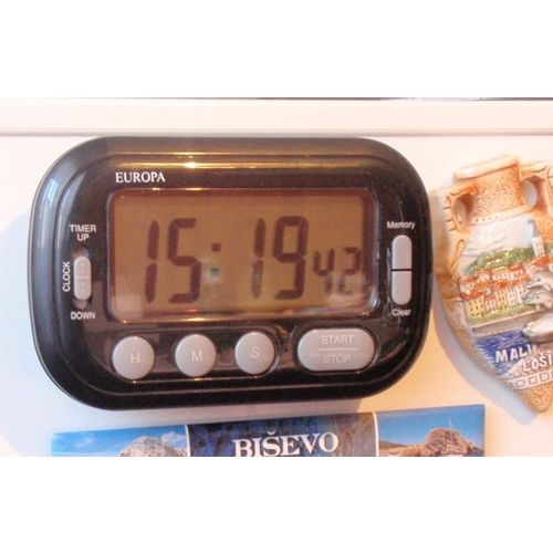 Stolni-zidni digitalni sat-timer TM89 slika 2