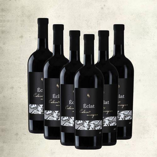 Cabernet Sauvignon Eclat 2017 vrhunsko vino (nagrađivano) / 6 boca slika 1