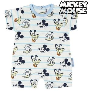 <html>Djeca zaslužuju najbolje, zato vam predstavljamo <b>Kombinezon za Bebe Kratkih Rukava Mickey Mouse Bela</b>, savršen za one koji traže kvalitetne proizvode za svoje mališane! Nabavite <b>Mickey Mouse</b> po najboljim cijenama!<br></html>