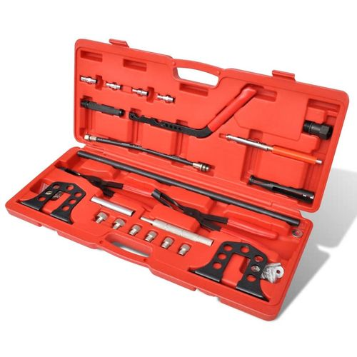 Set alata za popravak glava i ventila motora slika 8