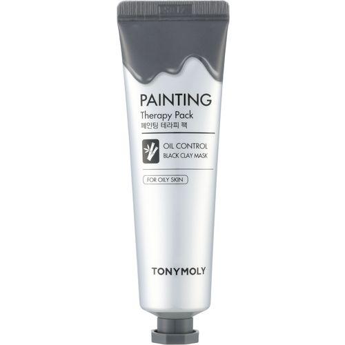 TONYMOLY Painting Therapy Oil Control (Black) slika 1