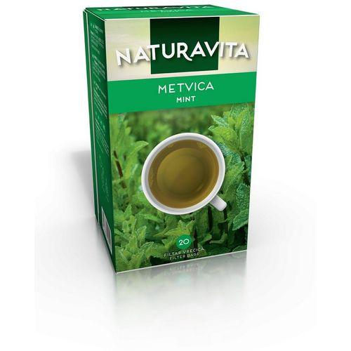Naturavita Čaj Metvica Filter 20X1,5 g slika 1