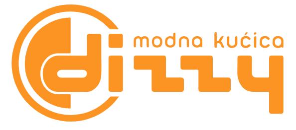 Modna kućica Dizzy logo