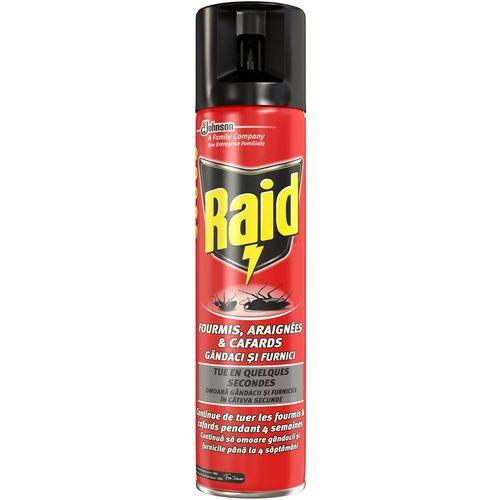 Raid Sprej protiv mrava i žohara 400 ml slika 1