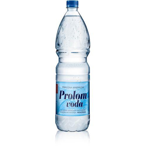 Prolom voda negazirana mineralna 1,5 l  slika 1
